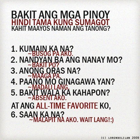 Love Quotes Tagalog Funny Tagalog : love can be fun a collectionfunny quotes tagalog love is