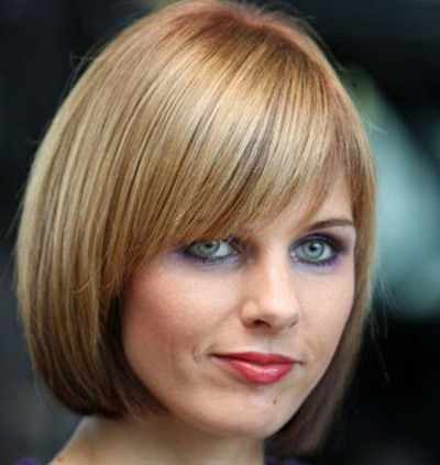 Short Hairstyles For Women 2013 Back