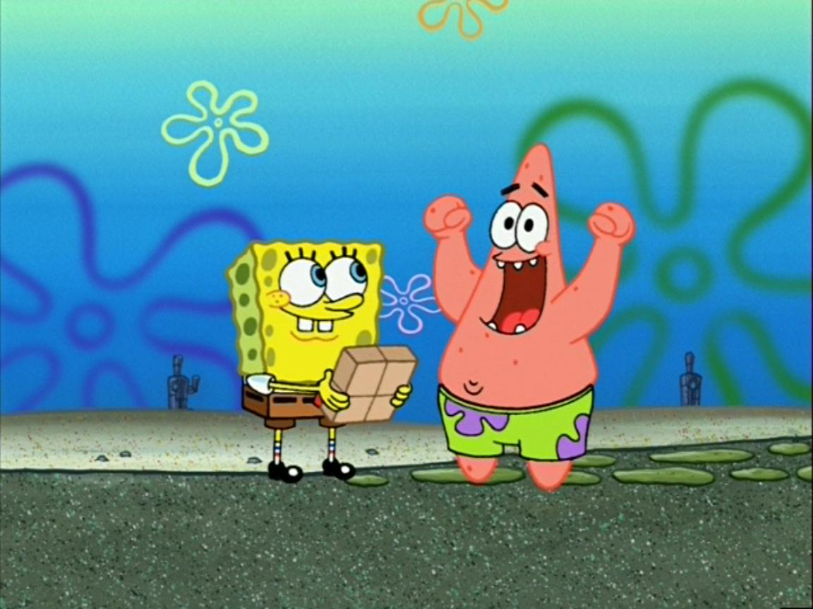 Spongebob And Patrick Pictures Full Size