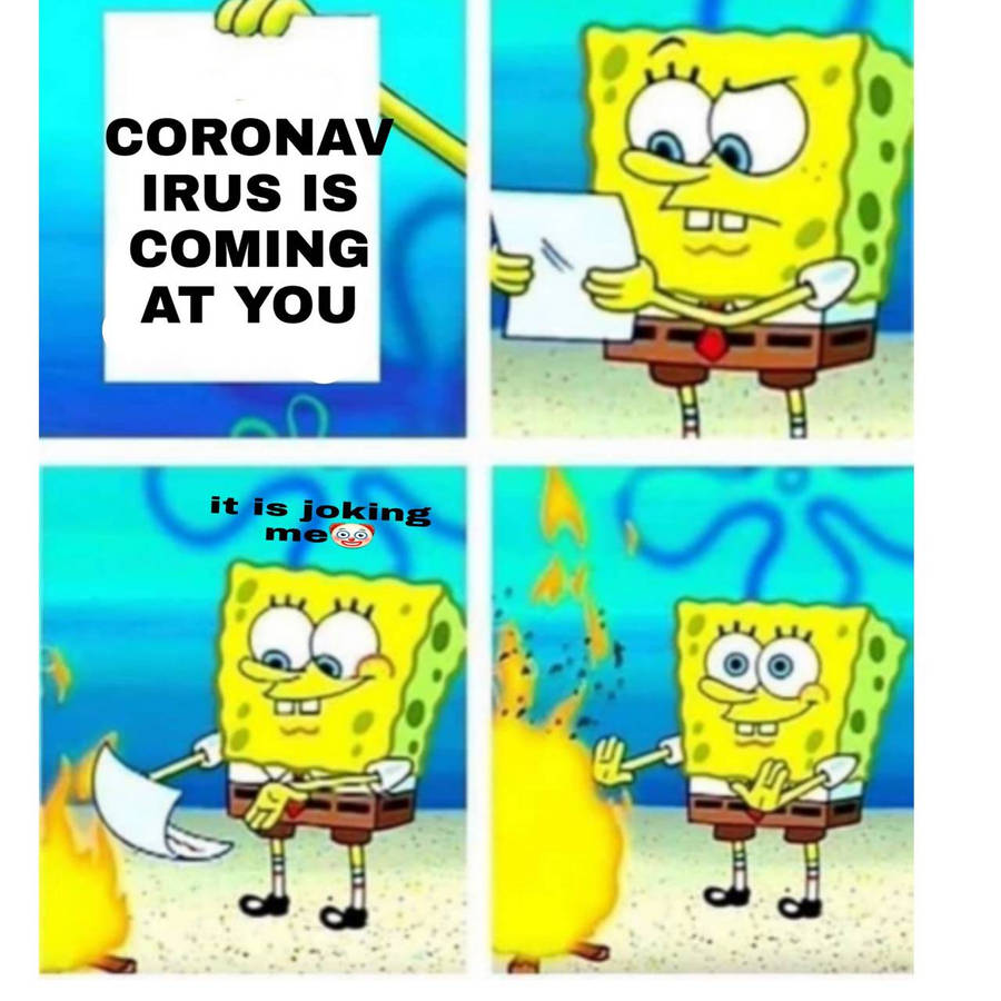 Spongebob Imagination Meme Crush