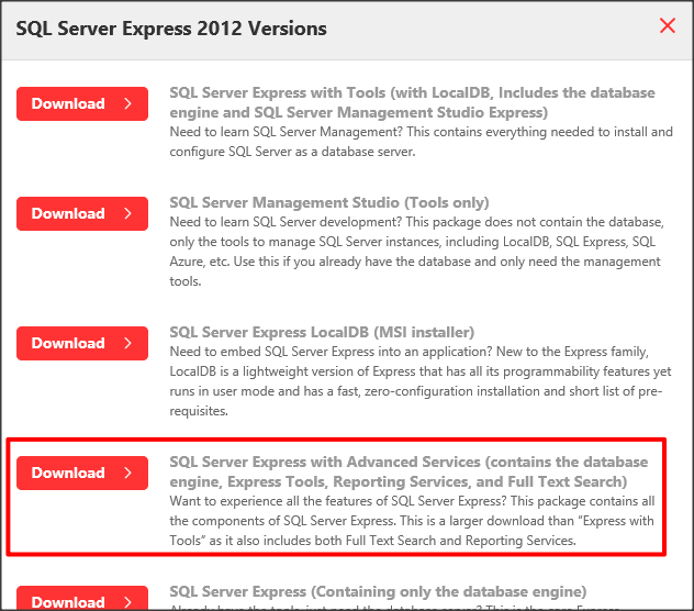 Sql Server Reporting Services 2012 Download