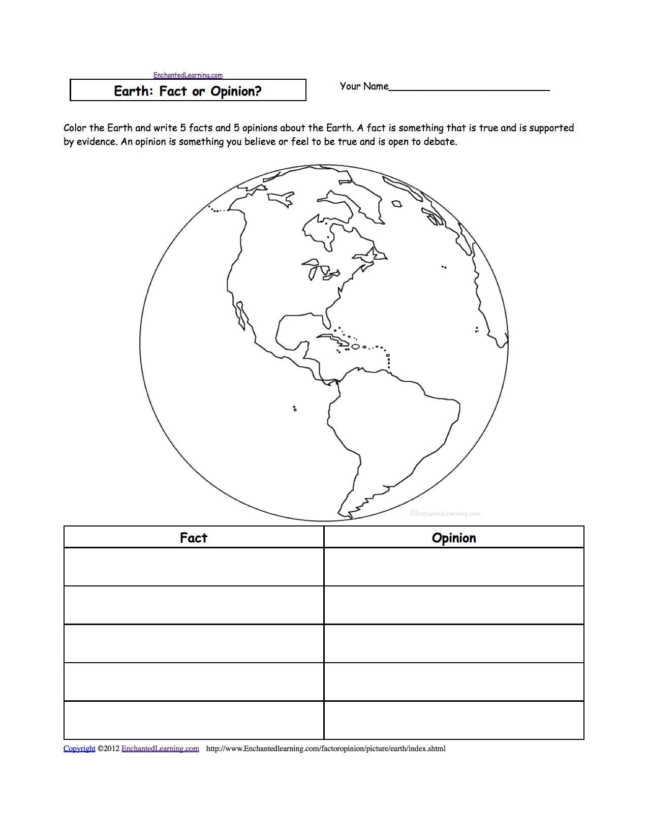 Earth-Moon System Worksheets (page 8) - Pics about space