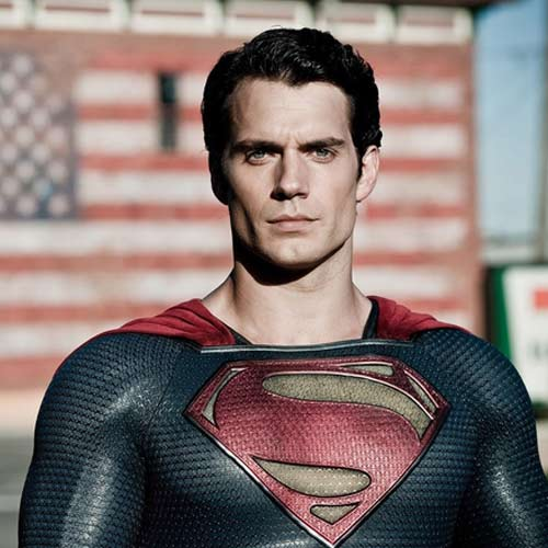 Superman Man Of Steel Actor