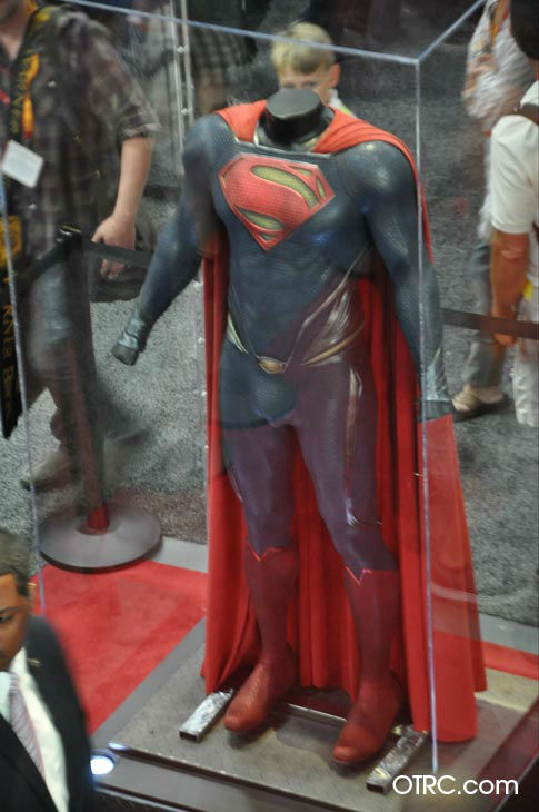 how to make a man of steel costume