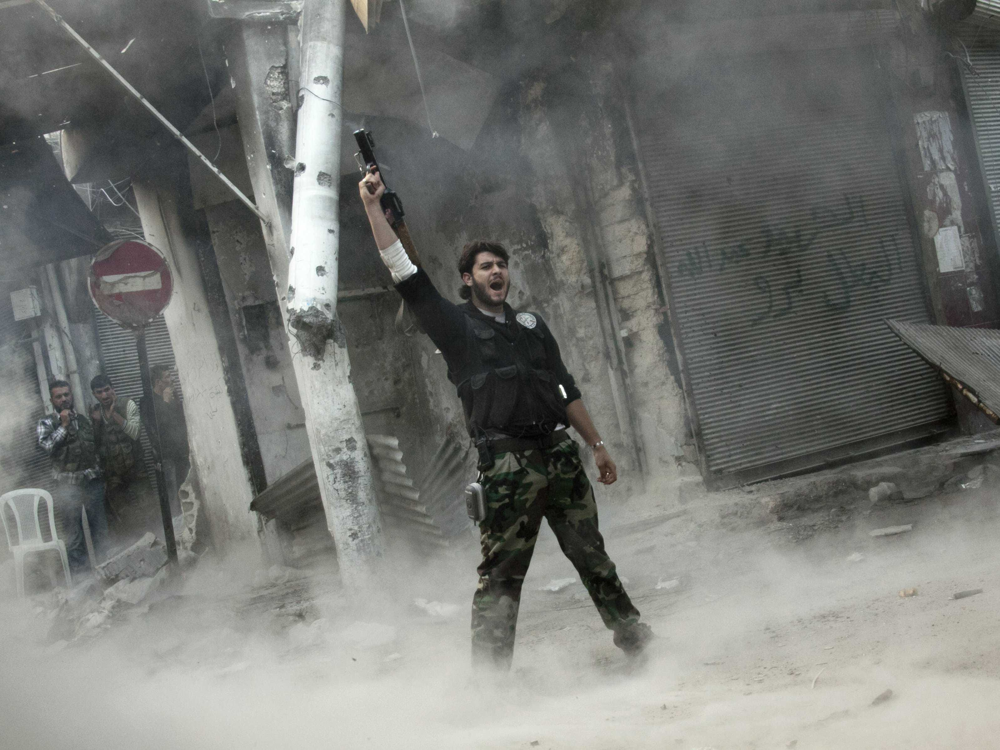 Syria War Pictures