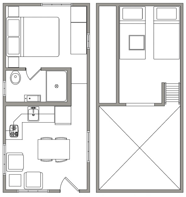 Remarkable Tiny House On Wheels Plans Free Tiny Houses On Wheels Floor Plans Largest Home Design Picture Inspirations Pitcheantrous