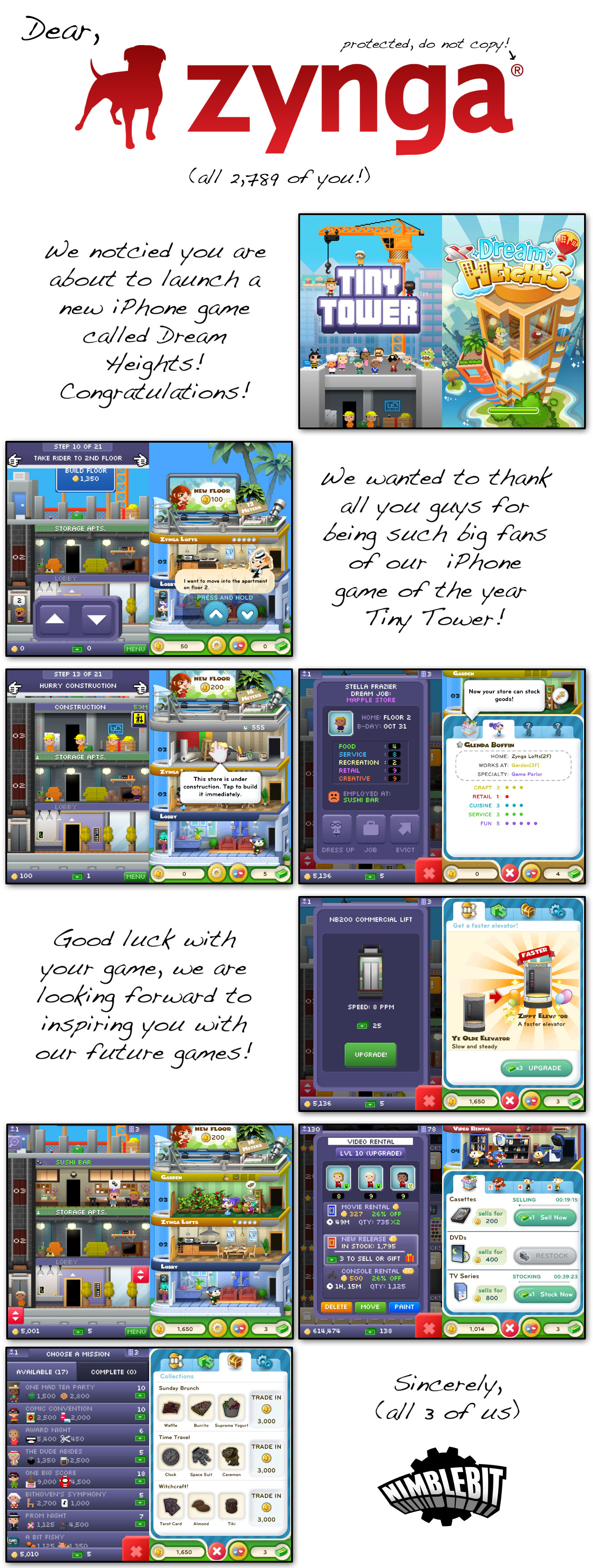 Tiny Tower Surf Shop