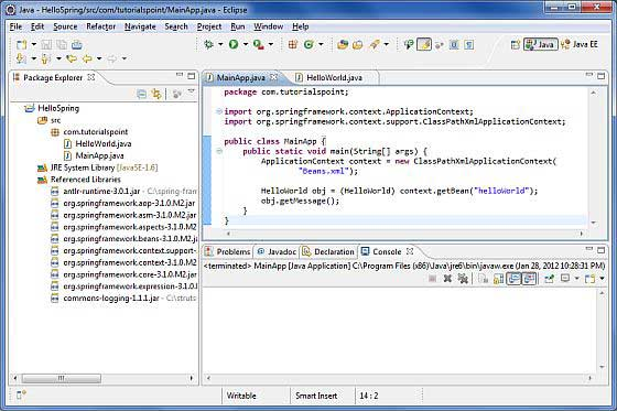 Tutorialspoint Java Servlets