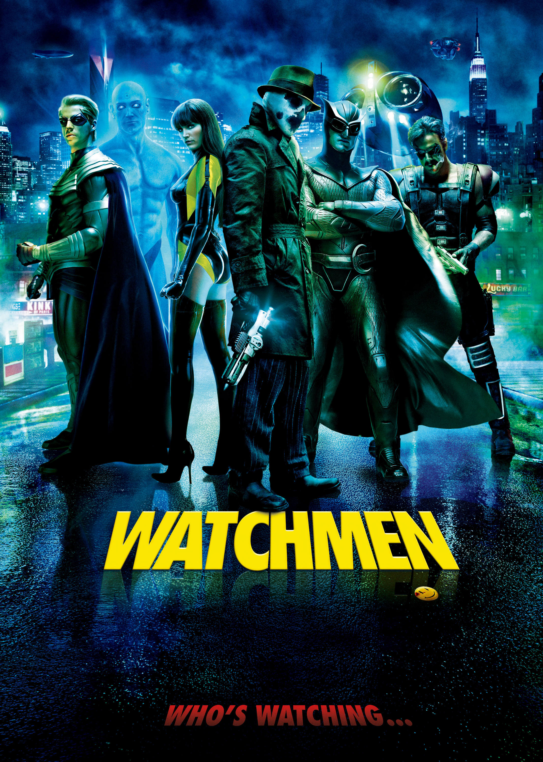 Official watchmen movie