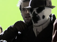 how to make the watchmen rorschach mask effect