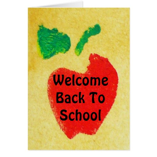 Welcome Quotes For Teachers Day: Welcome Back Cards For Teachers
