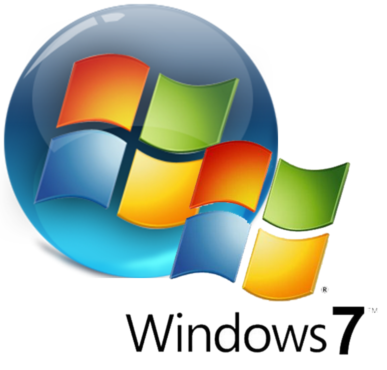 Windows 7 Logo Png