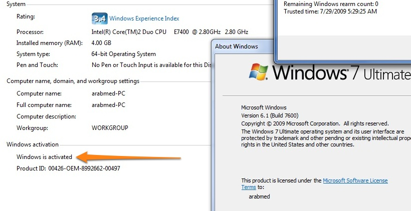 how to buy windows 7 ultimate product key