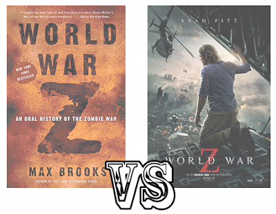 world war z movie vs novel World war z: an oral history of the zombie war: amazonca: max brooks, various: books great book but avoid the movie published 1 year ago amazon customer 50 out of 5 stars five stars awesome, all short stories/interviews from all different points of view.