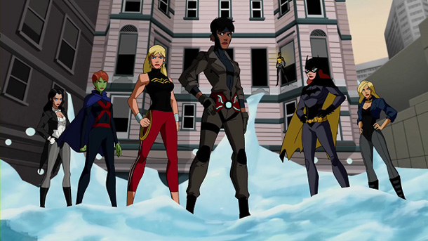 Young Justice Season 3 Air Date